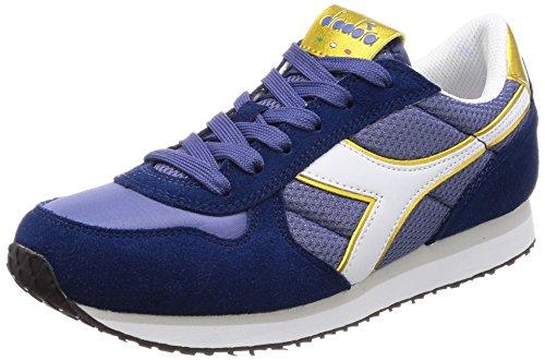 Diadora K-Run W, Sneaker Donna Blu (Blu Merlino)