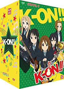 K-ON!! - Staffel 2 - Vol. 1, inkl. Sammelschuber (Limited Edition)