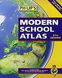 Philip's Modern School Atlas: 97th Edition (Paperback)