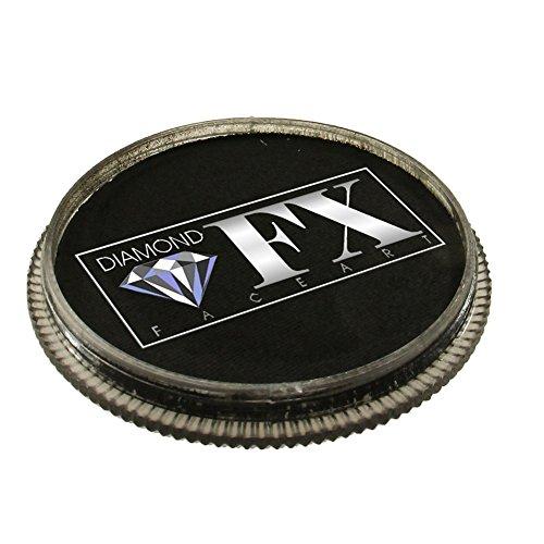 30gm Diamond FX Essential Face paint–Black By Diamond FX Essential facepaint