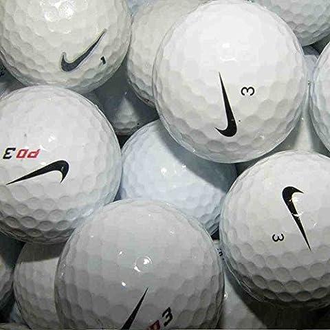 Nike, Set di palline da golf 20Xi Grade B, Bianco (White), 100 pz.