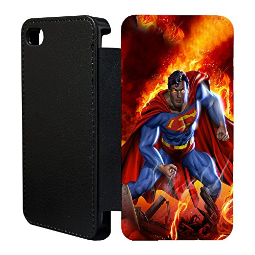 superman-2-flip-case-cover-for-apple-iphone-6-6s-t1809-flamed-hero