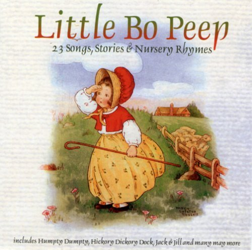 Little Bo Peep 23 Songs, Stories & Nursery Rhymes (2005-04-05)