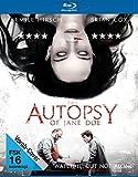 The Autopsy of Jane Doe - Blu-ray