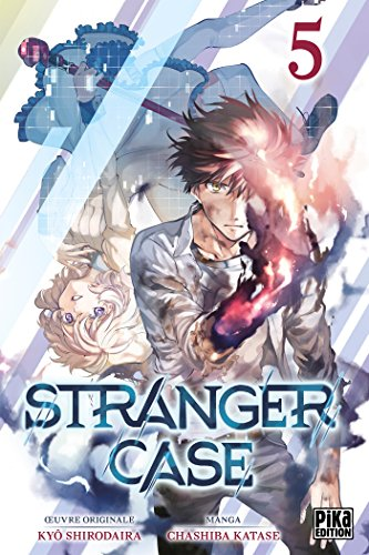 Stranger Case Edition simple Tome 5