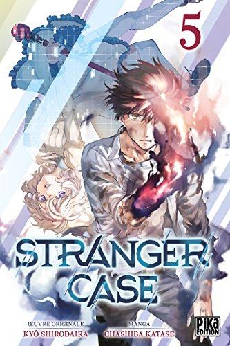 Stranger Case T05 par Kyo Shirodaira