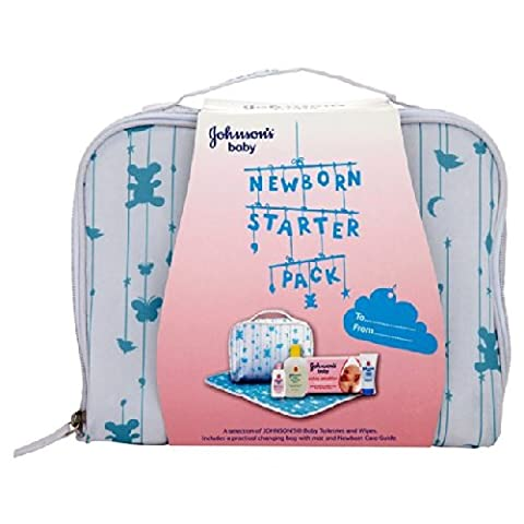 Johnsons Baby Newborn Starter Kit
