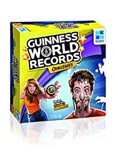 Megableu 678615 Guinness World Records Challenges Game