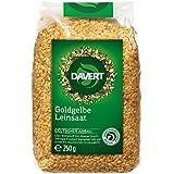 Davert Goldgelbe Leinsaat, 4er Pack (4 x 250 g) - Bio