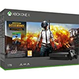 Xbox One X 1Tb + Playerunknown'S Battlegrounds [Bundle], 4K