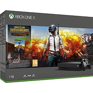 Xbox One X 1Tb + Playerunknown'S Battlegrounds [Bundle], 4K (B07FFM7ZWX) | Amazon price tracker / tracking, Amazon price history charts, Amazon price watches, Amazon price drop alerts