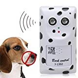 GenericEU : Hight Quality Humanely Ultrasonic Anti No Bark Control Device Stop Dog