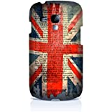 Sublinov Coque rigide pour Samsung Galaxy S3 Mini Motif Ron Abraham UK Multicolore