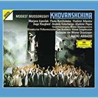 Mussorgsky: Khovanshchina (3 CDs)