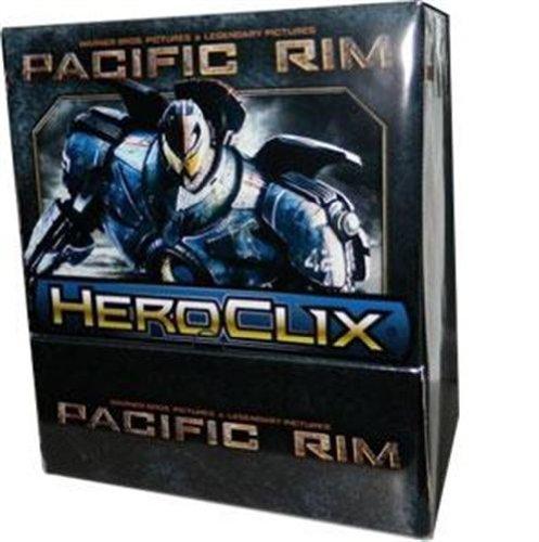 WizKids Heroclix Pacific Rim Single Figure Booster