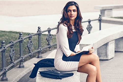 Posterhouzz Wall Poster Deepika Padukone Bollywood Actress