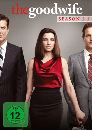 The Good Wife - Season 2.2 [3 DVDs] (Stephen Tv-serie King)