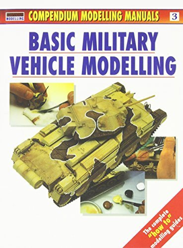 Basic Military Vehicle Modelling (Modelling Manuals) by Jerry Scutts (1999-06-15) por Jerry Scutts