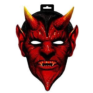 Folat EVA Diablo máscara con elástico (2x -Large)