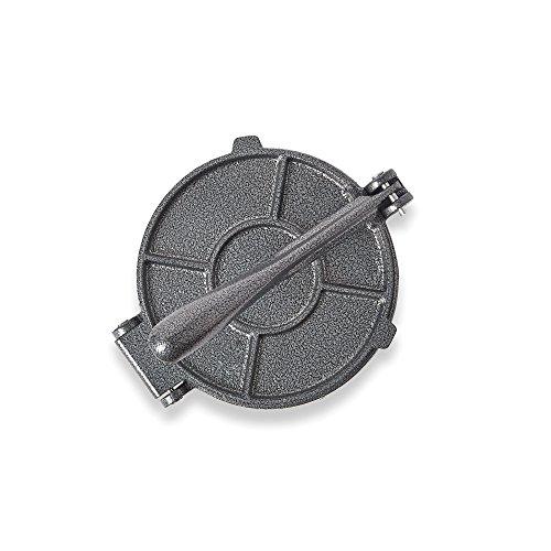 Fox Run Tortilla Presse, Gusseisen, 18,4cm Durchmesser