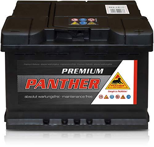 Batteria per auto Premium 12 V 62 Ah.