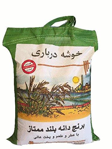 Basmati Reis Khoushe 5 KG für orientalische Küche speziell persische & Afghanische