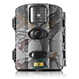 「NEW ON SALE 60% OFF」Trail Camera-Artitan M330 LCD Display 12 Megapixel 1080P HD 60° Infrared Night Vision Waterproof Hunting Trail Game Camera Surveillance Camera ( Free With 8GB CARD)