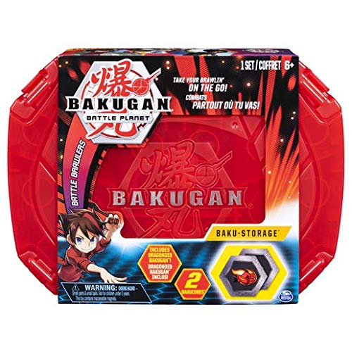 BAKUGAN - Baku-Storage Case (Styles Vary)