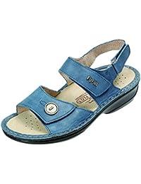 Fly Flot , Sandales pour femme bleu bleu