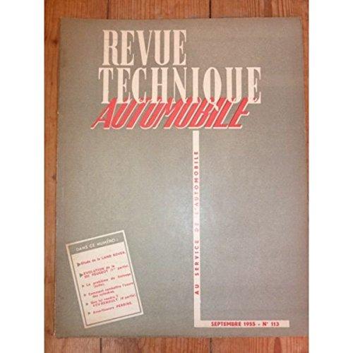 Rta-revue Techniques Automobiles - Land - Rover Revue Technique Etat - Bon Etat Occasion