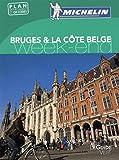 Guide Vert Week-end Bruges Michelin