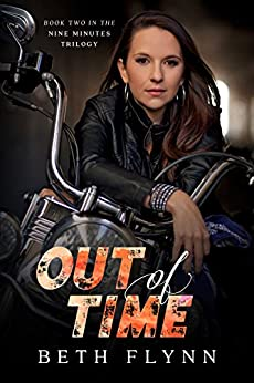 Out of Time (The Nine Minutes Trilogy Book 2) by [Flynn, Beth]