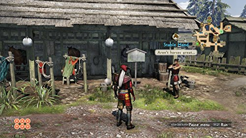 Samurai Warriors Spirit of Sanada  screenshot