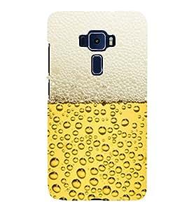 PrintVisa Bubbles at The Top 3D Hard Polycarbonate Designer Back Case Cover for Asus Zenfone 3 Deluxe ZS570KL
