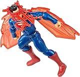 Justice League - Power Slingers Superman, 15 cm (Mattel FNY53)
