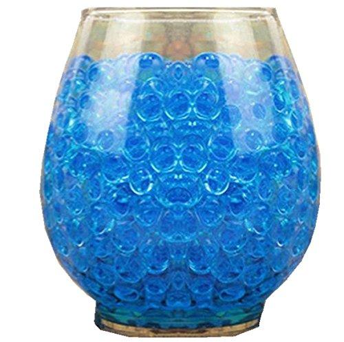 ILOVEDIY 2000Stück Hydro Wasser Perlen Kugeln künstliche Blumenerde Aqualinos Dekoration
