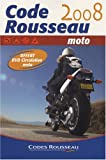 Permis moto Rousseau (1DVD)