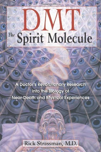 DMT: The Spirit Molecule: A Doctor's Revolutionary Research into the Biology of Near-Death and Mystical Experiences by Rick Strassman (2000) Paperback
