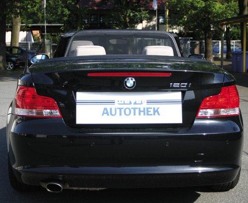 Preisvergleich Produktbild AutoStyle 1117 Windabweiser BMW 1-Serie E88 Cabrio 08-