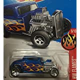 HOT WHEELS Hot Wheels' 32 Ford Ford 2017 Blue # 223 HOTWHEELS HOT WHEEL