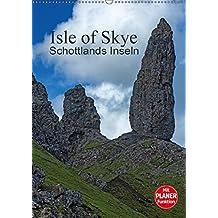 """Isle of Skye - Schottlands Inseln - Familienplaner (Wandkalender 2018 DIN A2 hoch): Skye, die """"Insel des Nebels"""", einfach zum Träumen und Genießen. ... [Kalender] [Apr 01, 2017] Potratz, Andrea"""