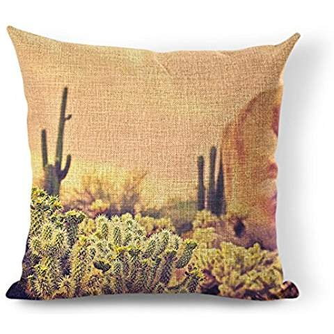 starflowsS Chair Pillow Case Decorative Pillowcase for Sofa Palm Tree Over Tropical Beach Cushions Cases Pillow Covers 24\