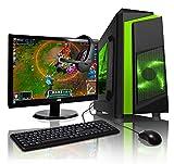 ADMI Gaming PC Package: AMD A10-9700 3.8GHz Quad Core, 16GB DDR4, 1TB HDD