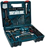 #4: Bosch GSB 600 RE 13mm 600 Watt Smart Drill Kit
