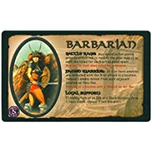 Defenders Of The Realm: The Barbarian Expansion by Eagle Games by Eagle Games