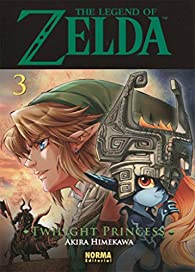 The Legend of Zelda: Twilight Princess 03 par Akira Himekawa
