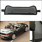 Deflector aire Deflectores de viento BMW Z3 with original roll bars 1998 - 2002 WIND BLOCKER NUEVO