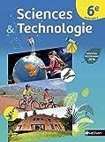 Sciences et Technologie 6e/ Fin de cycle 3 - Nouveau programme 2016