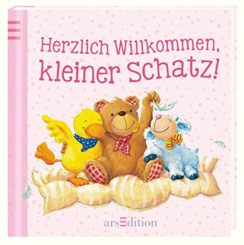 Herzlich Willkommen, kleiner Schatz!: Mädchen