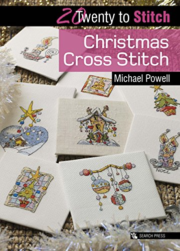 Twenty to make christmas cross stitch ebook michael powell amazon twenty to make christmas cross stitch by powell michael fandeluxe Image collections